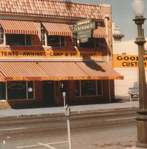 Photo: Goodwin-Cole Co. Circa 1950